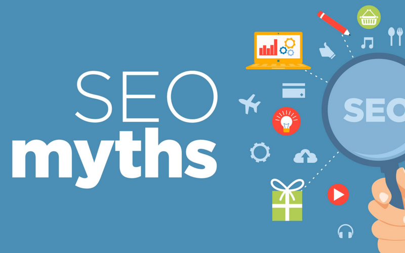 Image result for Most common myths about the SEO